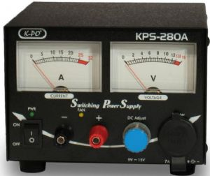 K-PO KPS280A Switching 25amp Power Supply